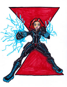 black-widow-tazing
