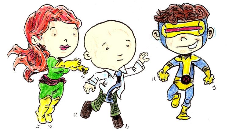 Some X-Men