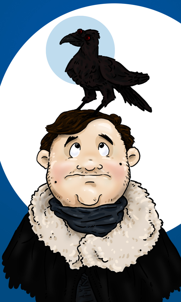 Sam and the Three-Eyed Crow... band name... called it!